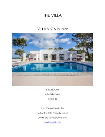 Bella Vista - Ibiza
