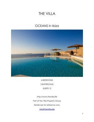 Oceans - Ibiza