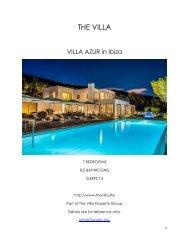 Villa Azur - Ibiza