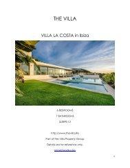 Villa La Costa - Ibiza