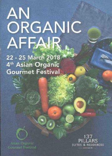 An Organic Affair