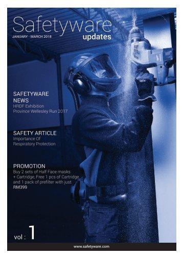 safetyware updates 2018 vol 1
