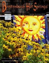Spring - Summer 2012 - Breitenbush Hot Springs