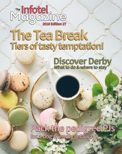 Infotel Magazine | Edition 27 | April 2018
