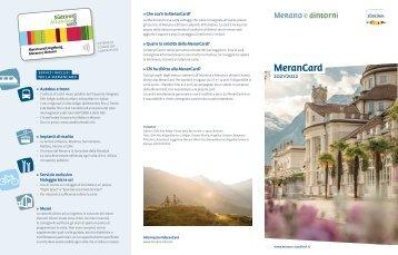 MeranCard 2018/2019 IT
