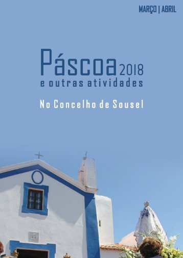 PASCOA 2018_CONCELHO DE SOUSEL