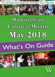 Cultural Month 2018