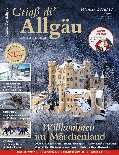 Griaß di Allgäu Winter 2016/17
