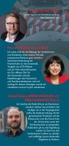 Podiumsdiskussion anlässlich der OB-Wahl - Flyer - Seite 3
