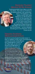 Podiumsdiskussion anlässlich der OB-Wahl - Flyer - Seite 4