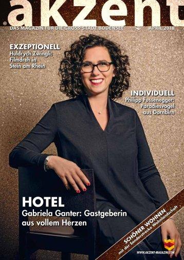 akzent Magazin April '18 GB