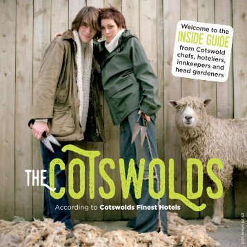 Cotswolds Finest  Brochure