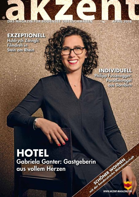 akzent Magazin April '18 BO