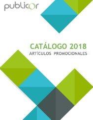 CATALOGO PUBLICOR 2018