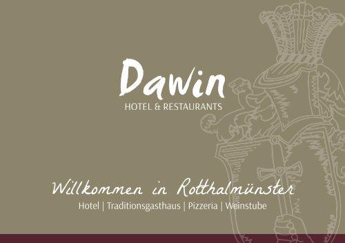 Hotel Dawin - Hausprospekt