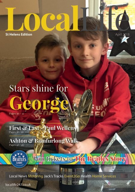Local Life - St Helens - April 2018