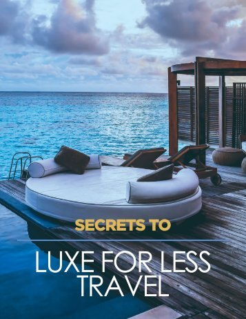 Black Orchid: Luxe for Less