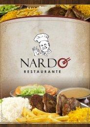 Cardapio Nardo