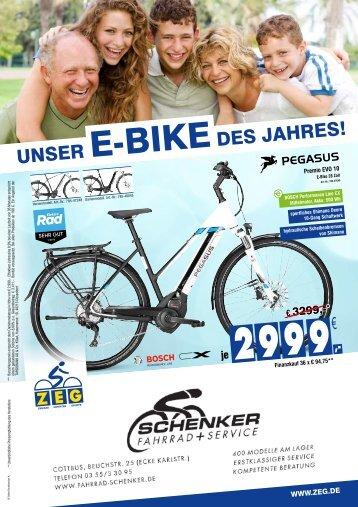 Schenker Fahrrad + Service - Prospekt KW 12