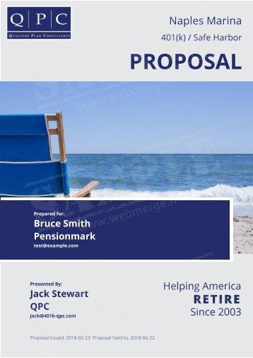 Naples Marina Proposal