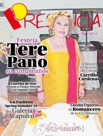 Revista Presencia Acapulco 1091