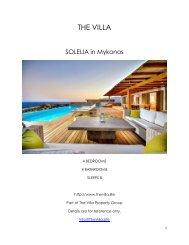 Solelia - Mykonos