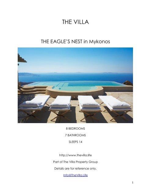 The Eagle's Nest - Mykonos