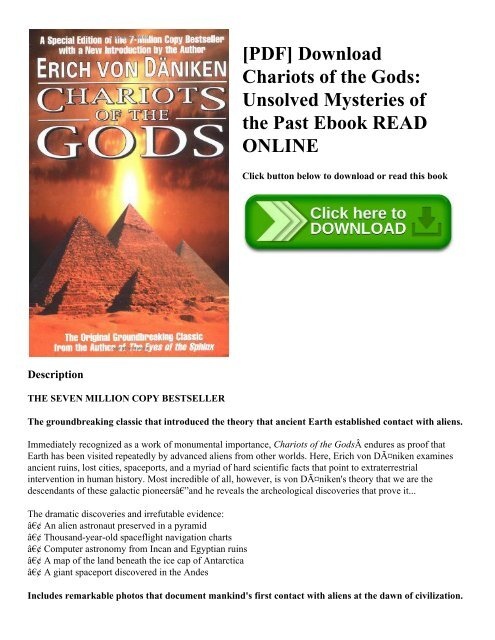 Unsolved Mysteries Pdf