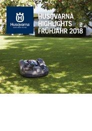 HUSQVARNA Frühjahrsaktion 2018