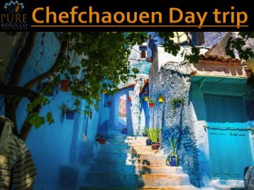 Chefchaouen Day trip