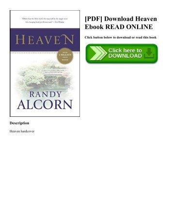 [PDF] Download Heaven Ebook READ ONLINE