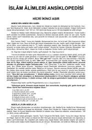 İslam Alimleri Ansiklopedisi 2