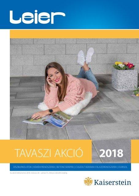 Leier Tavaszi Akció 2018 aff55d9aee
