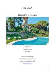 Bellavista - Tuscany