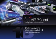 VIP Katalog  Werkzeuge