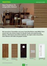 innentüren - Carl Bremer GmbH & Co. KG
