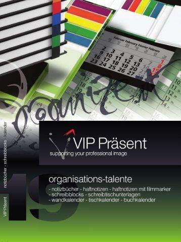 VIP Organatiations Talente