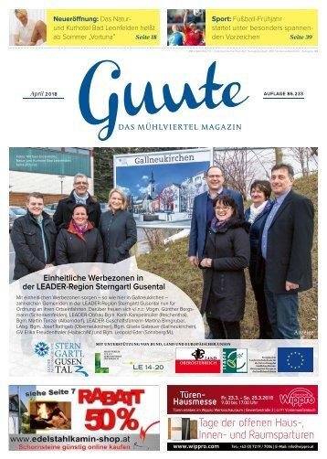 Guute April 2018