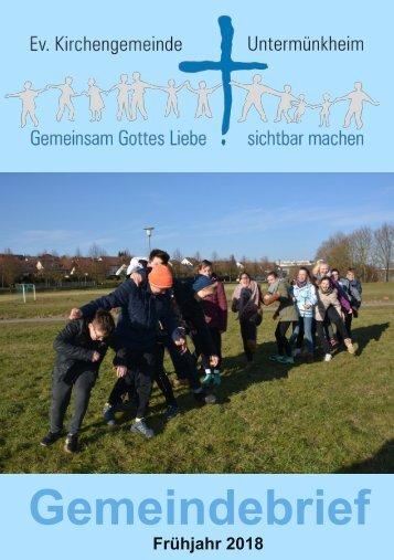Gemeindebrief 1_18