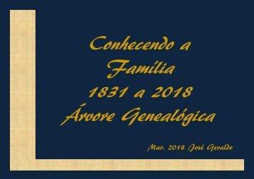 JGAC - Conhecendo a Família 1831 a 2018