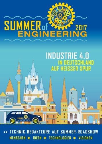 SUMMER of ENGINEERING 2017