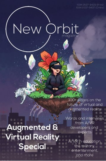 New Orbit Magazine Online: Issue 02, February 2018 - AR/VR Special
