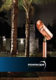 Moonscape Outdoor Lights catalogue