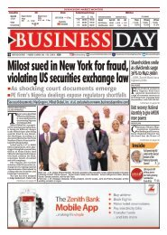 BusinessDay 26 Mar 2018