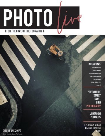Photo Live Issue 1