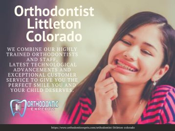 Orthodontist in Littleton Colorado