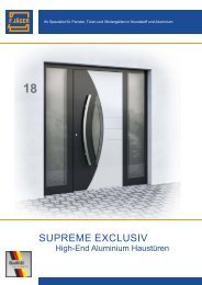 2018-Prospekt SUPREME Exclusiv