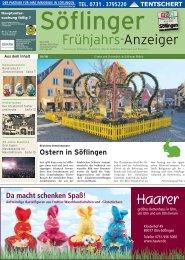 Söflinger Anzeige März 2018