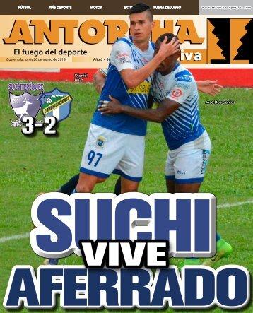 Antorcha Deportiva 309