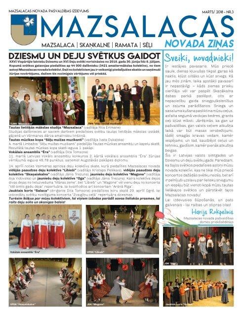 Mazsalacas novada ziņas_marts2018